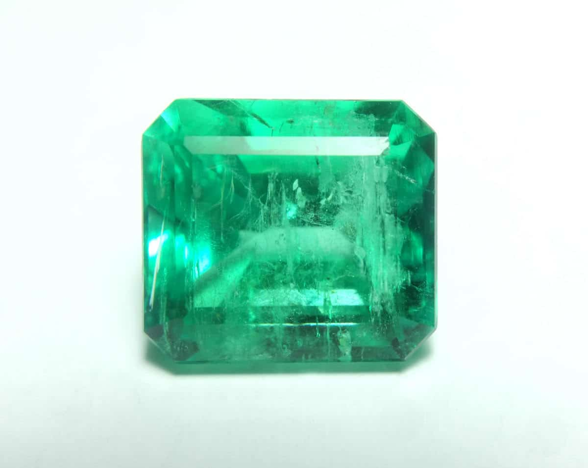 Huge 19ct Colombian Emerald Loose Gem Singapore Island